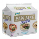 INA Pan Mee Assorted Flavours 5x85/90g