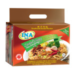 INA Pan Mee Crispy Prawn Chili Dried Flavour 5x100g