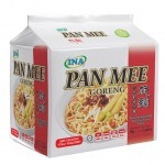 INA Pan Mee Goreng Dried Chili Shrimp Flavour 5x90g