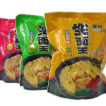 Kamfen Noodle King Noodles Bag 130g (3 Flavours)