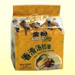 Kamfen Non-Fried Soup Noodle 5x85g (Abalone Flavour)